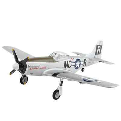 E-Flite UMX P-51D Brushless Ultra Micro BNF RC Plane 3350