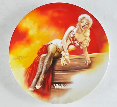 Marilyn Monroe  Collector Plate from Delphi 3rd issue