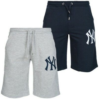 new York Yankees Majestic MLB Boswell Sweat Shorts Men's Tracksuit Bottoms new