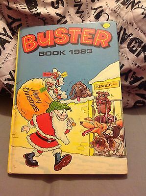 Buster Book Annual 1983. Classic. Collectible. Comic. Young Adult. Literature.