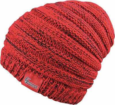 Crusaders Super Rugby Slouche Knit Winter Beanie! BNWT's!