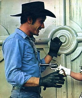 Robert Fuller Sexy Jess Laramie  8X10 Photo 405