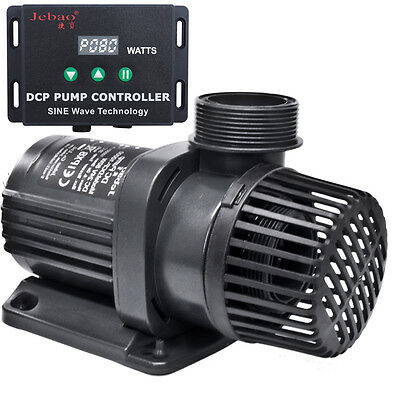 Jebao DCP Controllable ECO Aqua Submersible Pond Water Pump 8000 L/H