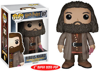 Harry Potter - Rubeus Hagrid 6 Funko Pop! Movies Toy