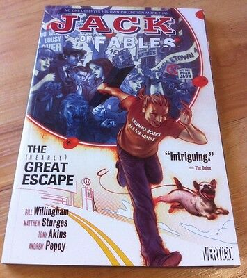 Jack of Fables Vol 1: The (Nearly) Great Escape