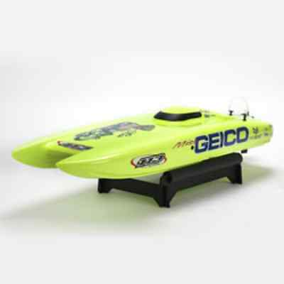 Pro Boat Miss Geico 29 Brushless Catamaran 2.4GHz RC Electric Boat 08009