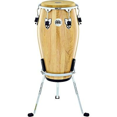 """Meinl Marathon Exclusive Series 11 3/4"""" Conga with Stand 11.75 in. Chrome Plated"""