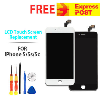 For iPhone 5 5s 5c LCD Touch Screen Replacement Digitizer Display Assembly