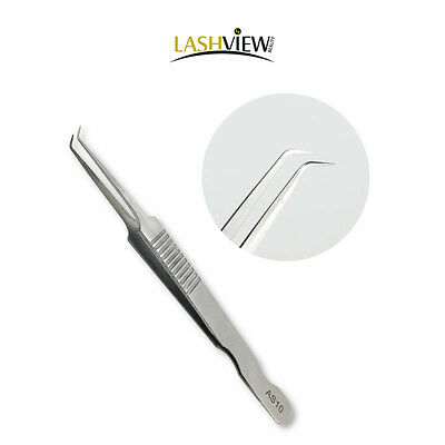 Curved Eyelash Extension Tweezers Application-frienly Lash Tools Accessories