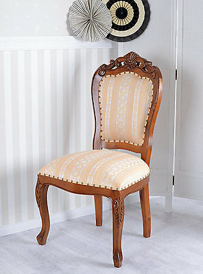 Dining Room Chair Antique Mahogany Kitchen Chair Solid Wood