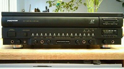 Proton Laserdisc/compact Disc Player Previously Owned With Karaoke Function