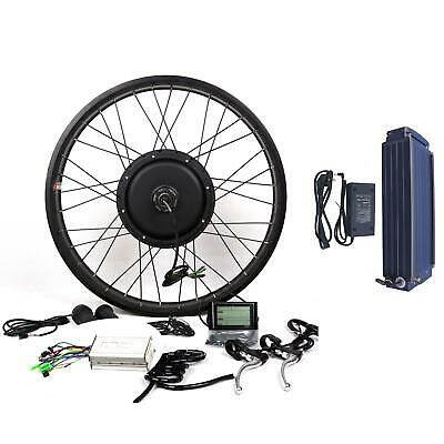 1500W motor + 48V20A Samsung 22P battery Electric Bicycle E bike Conversion kit