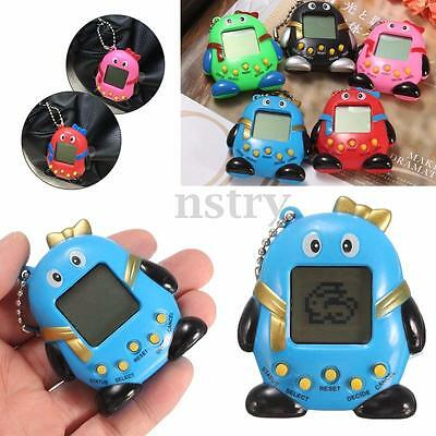 Children's Day Gift Virtual Electronic Pet 168in1 Cyber Pets Funny Toy Kids Game