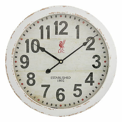 Liverpool FC  LFC Vintage Clock  Official