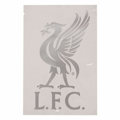 Liverpool FC  Liverpool FC A4 Car Sticker Official