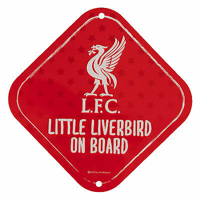 Liverpool FC  Liverpool FC Little Liver on Board Official