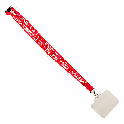 Liverpool FC  Liverpool FC Lanyard with Cardholder Official