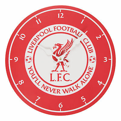 Liverpool FC  Liverpool FC Kids Clock Official