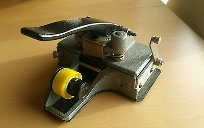 Vintage 35mm Film Splicer Cutter Joiner For Editing