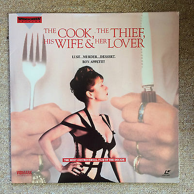 The Cook, The Thief, His Wife and Her Lover UNCUT