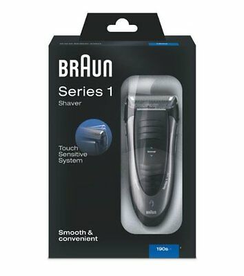Braun Series 1 190s-1 Electric Shavers