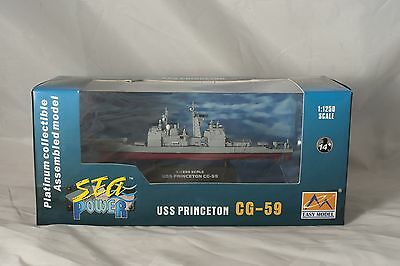 Easy Model USS Princeton CG-59 1:1250 Scale Model