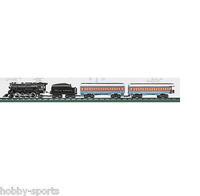 LIONEL G Battery Operated Polar Express Set With Tender 2 Cars Figures 7-11022