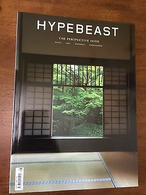 Hypebeast Magazine The Perspective Issue