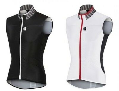 Sportful Bodyfit Pro Wind Vest 1100951, Bike Vest, Windproof, Black or White