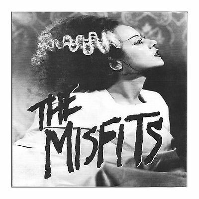 "45, 7""- The Misfits - 20/12/1978 Live In Max's Kansas City, NY - Rare, Punk"