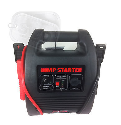 12v car Heavy duty emergency jump starter booster portable power pack jumper