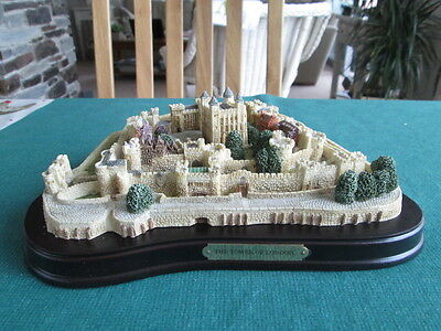 Tower Of London Diorama Model Boxed By Fraser Creations