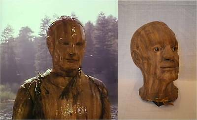 """ORIGINAL SCREEN-USED Monster from """"The Fear"""" (1995) horror movie film prop head"""