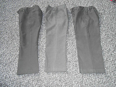 3x school pants for boys 4-5 years