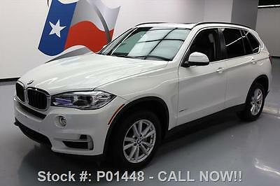 2015 BMW X5 xDrive35i Sport Utility 4-Door 2015 BMW X5 XDRIVE35I AWD PREMIUM PANO ROOF NAV 33K MI #P01448 Texas Direct Auto