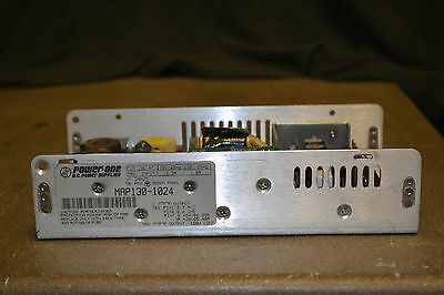 Power-One Map130-1024 D.c. Power Supply Max Output 150W