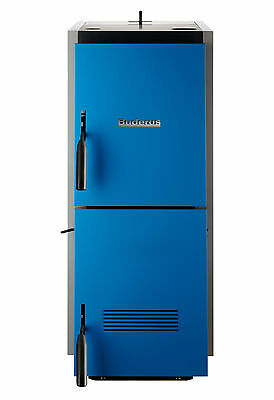 NEW! solid fuel boiler BUDERUS S131-15 kW Coal / Wood