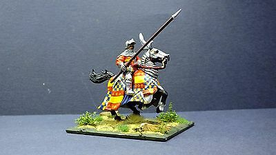 28mm Medieval, HYW-  Thomas de Beauchamp 11th Earl of Warwick     painted