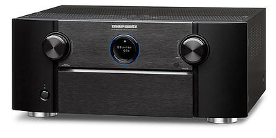 Marantz SR 7010 AV-Receiver mit AirPlay WLAN & BLUETOOTH *schwarz* NEU * HDCP2.2