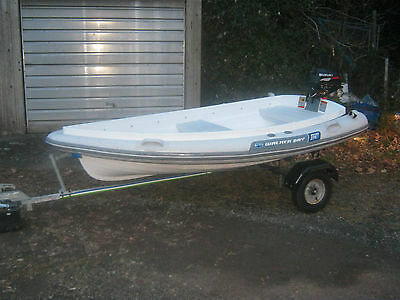 Walker Bay Full Package New Road Trailer New Suzuki Outboard + New Tubes