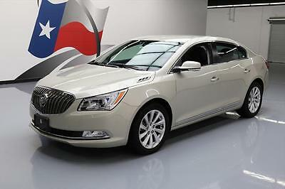 2016 Buick Lacrosse  2016 BUICK LACROSSE LEATHER HTD SEATS REAR CAM 27K MI #135399 Texas Direct Auto