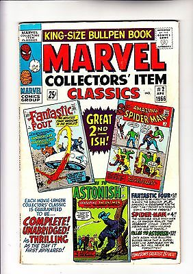 Marvel Collectors Items Classics 2 reprinting Amazing Spider-Man 4