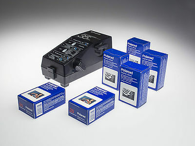 6 Packs of Polaroid Instant 35mm Film with Processor