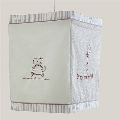 Izziwotnot Time To Play Square Fabric Lantern