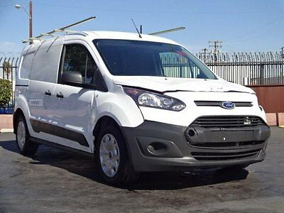 2014 Ford Transit Connect LWB XL 2014 Ford Transit Connect XL LWB Damaged Salvage Economical Perfect Fixer L@@K!!
