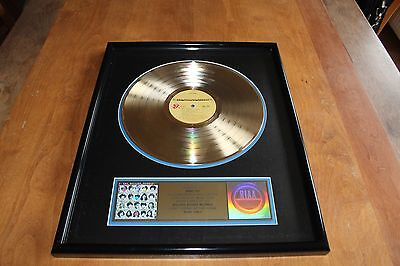 The Rolling Stones - USA RIAA LP Gold Award / Some Girls / 500,000 copies sold