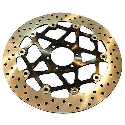 *FITMENT MARKS* Brembo Serie ORO 320mm Front Brake Disc For Kawasaki ZX-6R 2003
