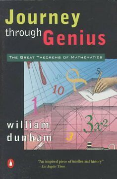 Journey Through Genius - NEW - 9780140147391 by Dunham, William