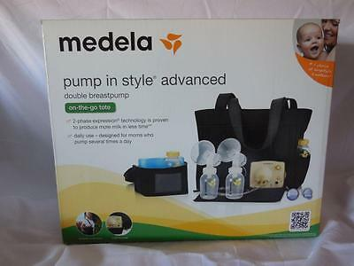 Medela Pump in Style Advanced Breast Pump with On-the-Go Tote (#57063)