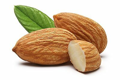 1KG Californian Almonds Superfood Brain Food Best Quality 100% FREE UK SHIPPING